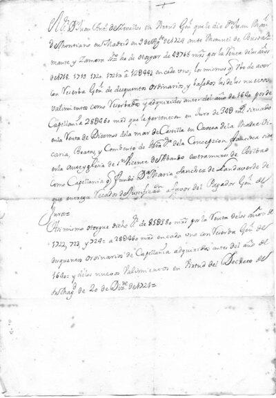 Archivo Agustín Montiano. 08-06 [Recurso electrónico], 1721/12/20