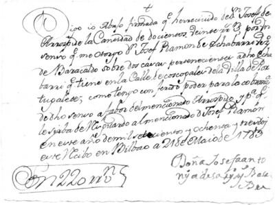 Archivo Agustín Montiano. 11-08 [Recurso electrónico], 1783/05/21