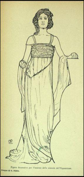 Pizio, Oreste  [Figura decorativa]