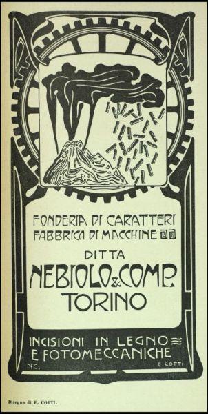 Cotti, Edoardo  [Ditta Nebiolo & Comp.]
