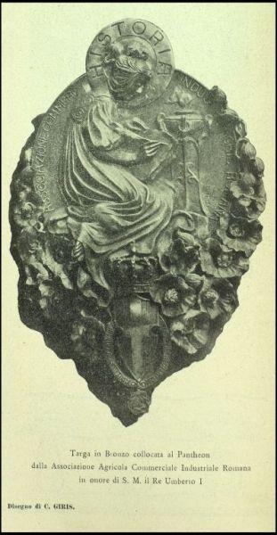 Giris, Cesare  [Targa]