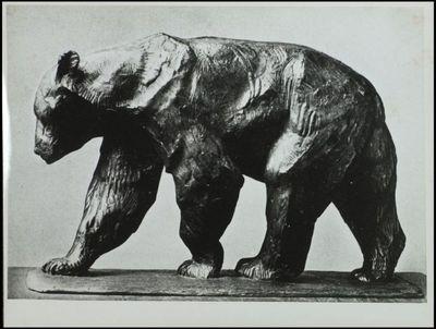 Bugatti, Rembrandt  Orso