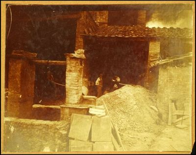 De Carolis, Adolfo  [Case di contadini]