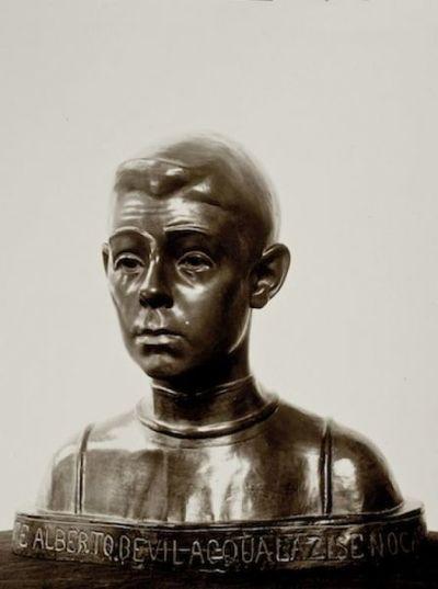 Ritratto del conte Alberto Bevilacqua Lazise