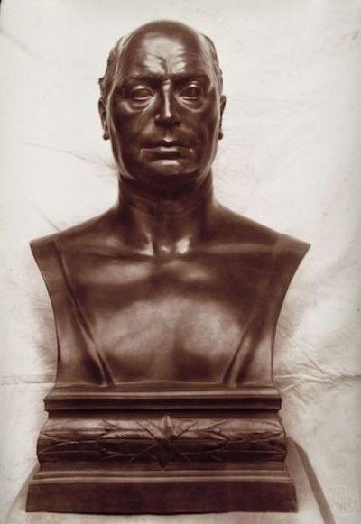 Busto ritratto di Henry James