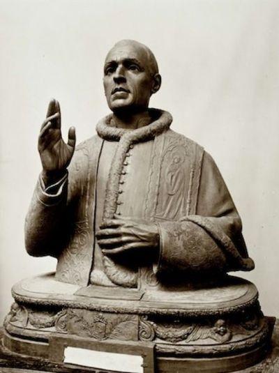 Busto ritratto di Pio XII