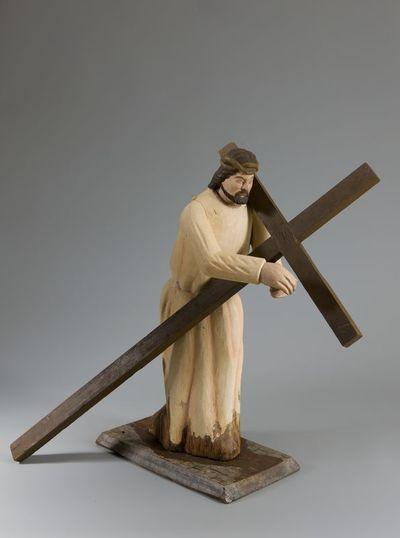 Kristus, nešantis kryžių