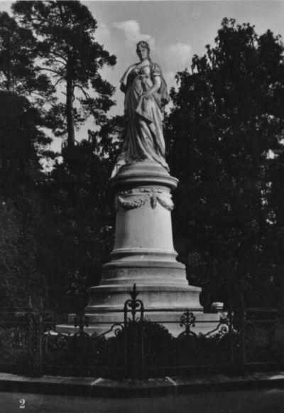 Karalienės Luizės paminklas Tilžėje