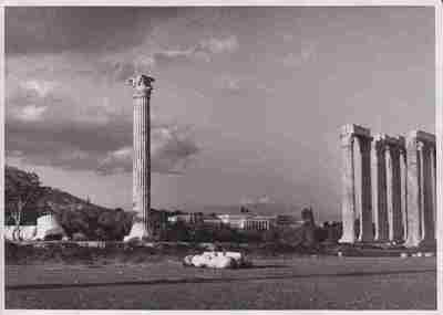 Nuotrauka. Jupiterio šventykla