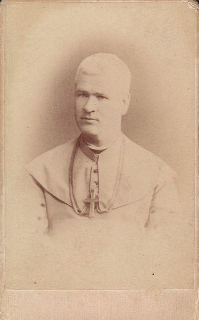 Nuotrauka. Vyskupas A. Baranauskas