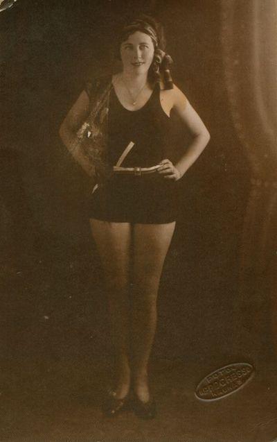 Fotonuotrauka. Aktorė A. Gustaitienė