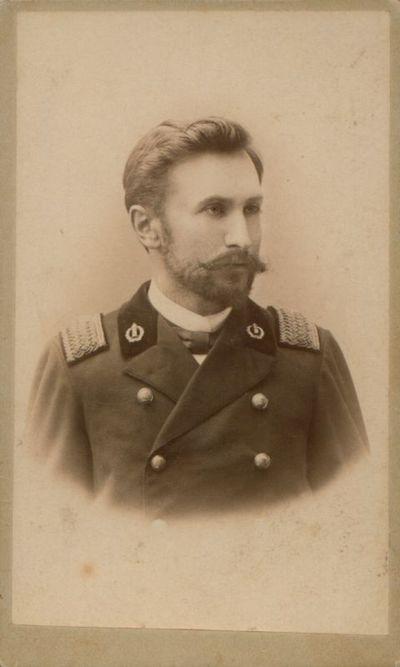 Nuotrauka. Teisininkas, rašytojas A. Kriščiukaitis-Aišbė