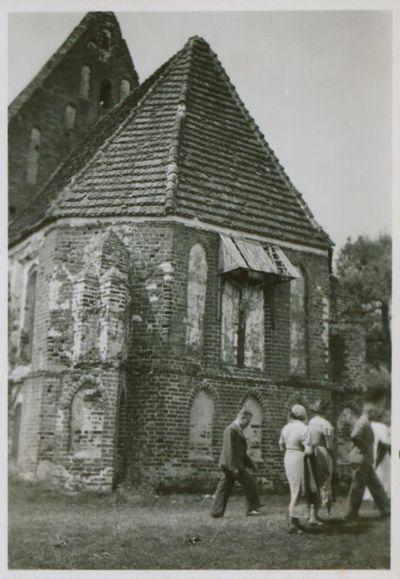 Nuotrauka. Zapyškio bažnyčia. Kauno raj., Lietuva