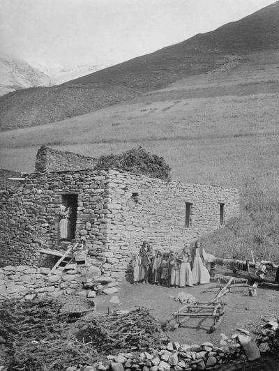 Osetijos Zaka gyvenvietė