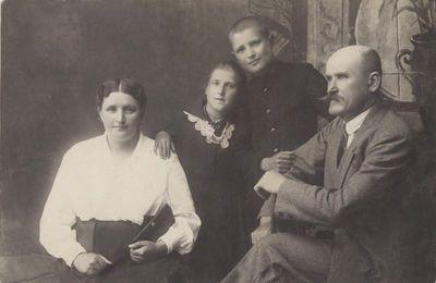 Konstancijos Pavilonienės šeima