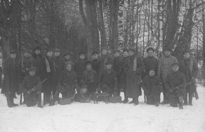 Klaipėdos krašto prijungimas prie Lietuvos. Savanoriai prieš sukilimą