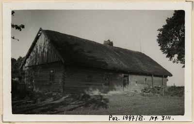 Juozo Balčiūno gyvenamasis namas