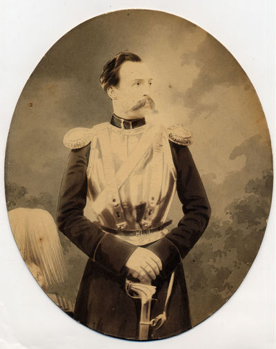 Karininko portretas