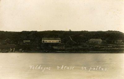 Vilkijos keturklasė mokykla ir paštas