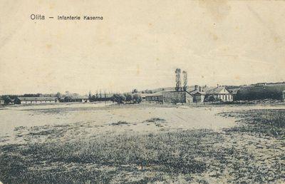 Olita – Infanterie Kazerne. Alytus – Pėstininkų kareivinės