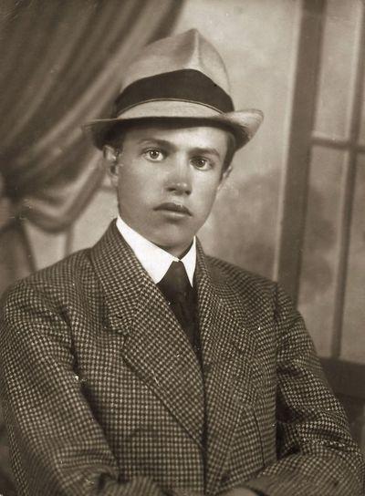 Vladas Vaitkus 1918 m.
