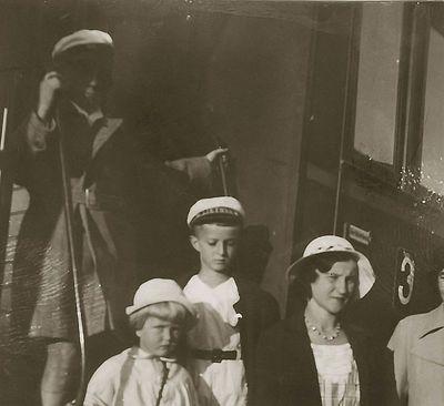 Kazė, Rimgaudas, Vytis Vaitkai. Alytus, 1933 metai