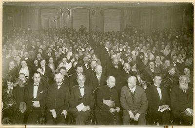 """Publika. Vilnius, miesto salė """"Apollo"""", nuo 1935(?) metų – Vytauto Didžiojo gimnazijos patalpos (šiandien A. Jakšto g. 9)"""