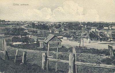 Olita, polnisch. Lenkijos pusės Alytus