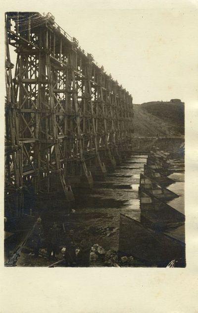 Alytaus medinis geležinkelio tiltas