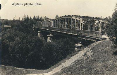 Alytaus plento tiltas