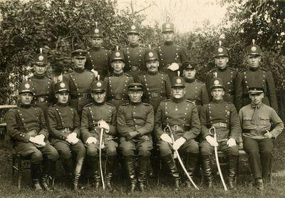Policininkai Vilkijoje