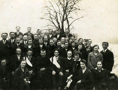 Jaunuolių išlydėtuvės į karo tarnybą