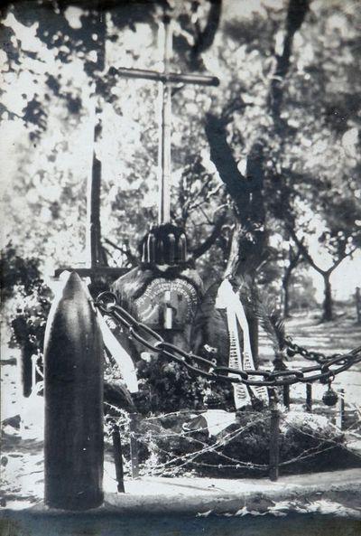 Karininko Antano Juozapavičiaus paminklas Alytuje