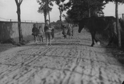 Klaipėdos krašto kaimo vaikai