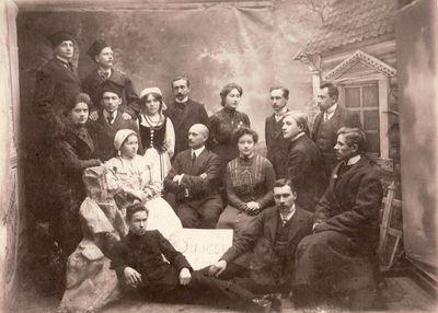 Lenkų teatro mėgėjų grupė