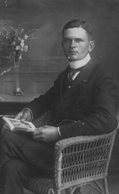 Johanno Jakaičio (Jakait) portretas