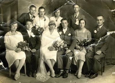 Vestuvininkai