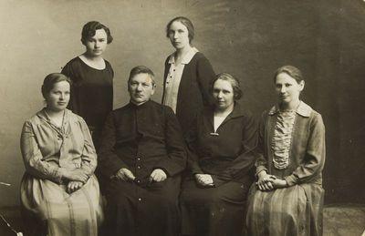 """Nuotrauka """"Vabalninko miestelio moterys – visuomeninių organizacijų dalyvės"""""""