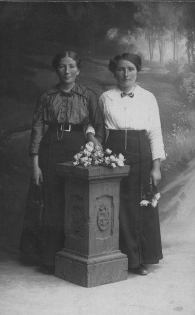 Seserys Martinaitytės (Mertineit) iš Klaipėdos apskrities Lankupių kaimo