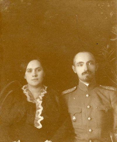 Petras ir Marija Piaseckai