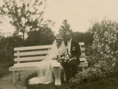 Laimutės Šlapelytės ir Kazio Graužinio sutuoktuvės Marciniškiuose
