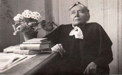 Gabrielės Petkevičaitės-Bitės portretas