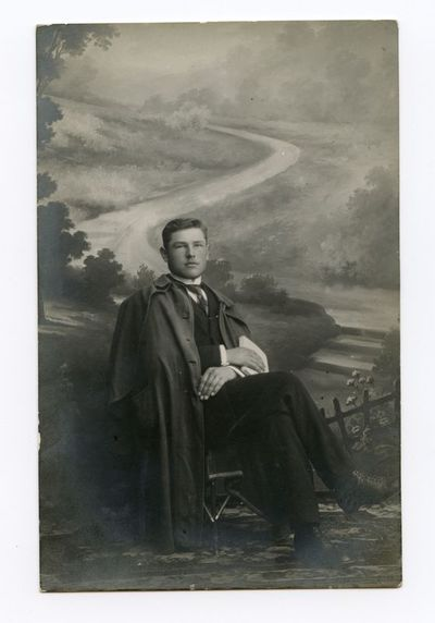 V. Botyriaus portretas