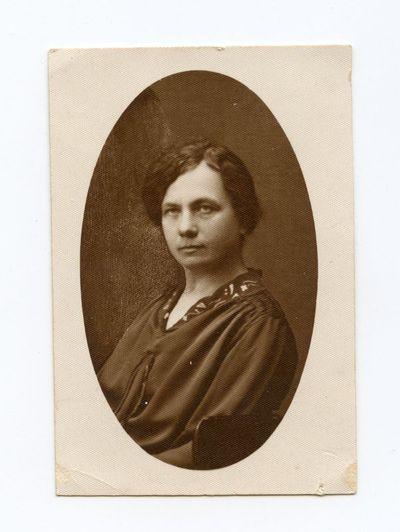 Marijos Šlapelienės portretas
