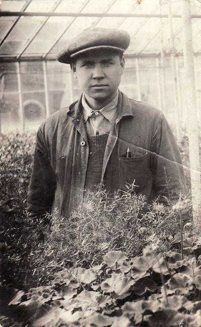 Fotografo Jono Žitkaus brolis Antanas