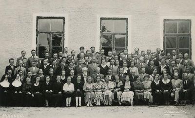 Pedagogų kolektyvas Palangoje