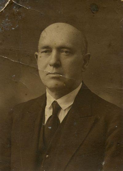 Jurgio Šlapelio portretas