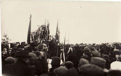 Kunigo, rašytojo ir pedagogo Julijono Lindės-Dobilo laidotuvės