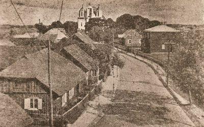 M. Valančiaus gatvė