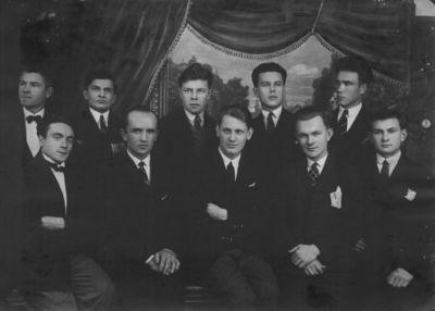 Klaipėdos konservatorijos studentai